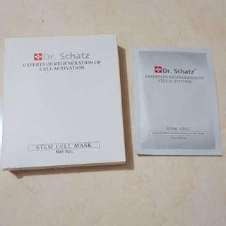 Dr Schatz Stemcell Mask