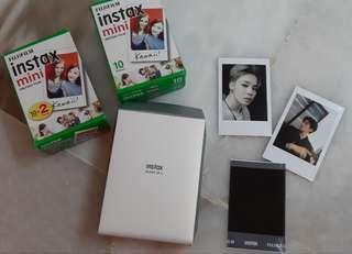 Polaroid instax printing service fujifilm real polaroid (PROMO PRICE)