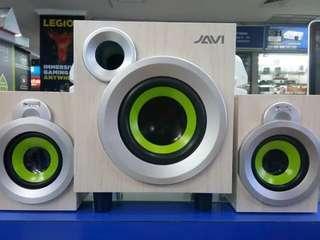 Speaker Aktif Multimedia Javi HB 005 Bluetooth subwoofer