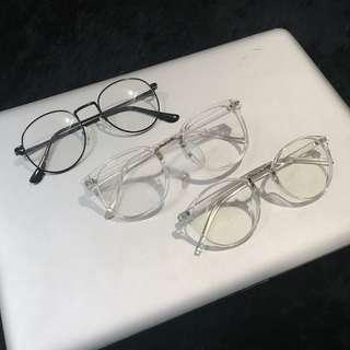 Vintage Fake Glasses
