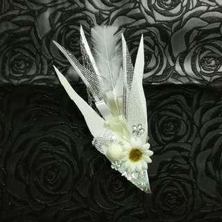 Flower Brooch Wedding