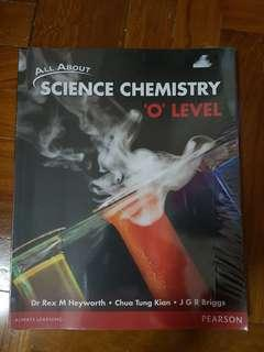 🚚 All About Science Chemistry 'O'  Level