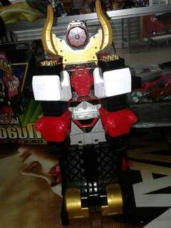 Power Ranger Bull Zord
