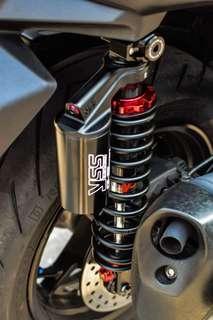 YSS Rear Suspension Black Series