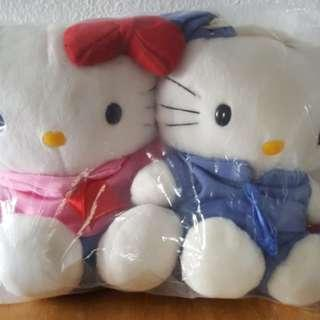 Brand new Hello Kitty set (Pink & Blue Design)