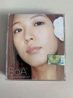 BOA Love and Honesty Album