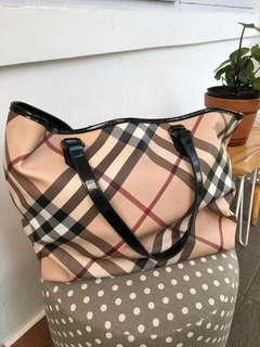 Tas burberry ORIGINAL