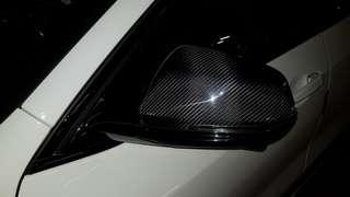 BMW real Carbon Fibre CF side mirror replacement
