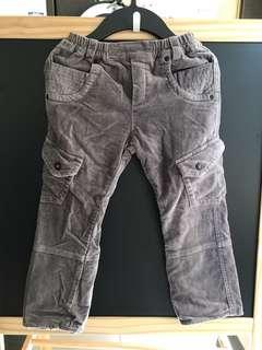 🚚 金安德森冬季二手雙層長褲