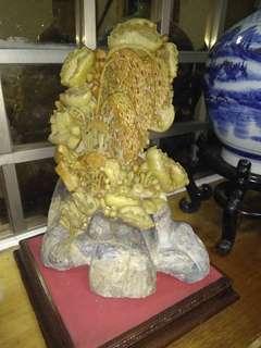 🚚 壽山石雕