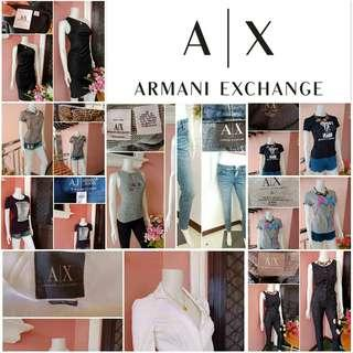 Authentic Armani Exchange TAKE ALL
