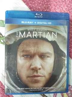 Bluray movie : the martian