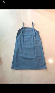 TEMT Denim Dress