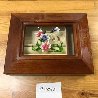 歐式復古珠寶盒珠寶櫃