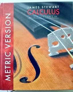 James Stewart Calculus 8th Edition