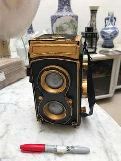 Antique camera (decoration-metal)