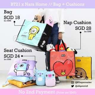 🚚 (Sg PO) BT21 Nara Home (New Launch 1 March 2019)