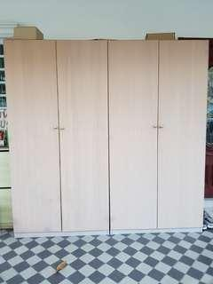 🚚 Two units of Cabinets