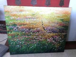 🚚 Canvas Painting