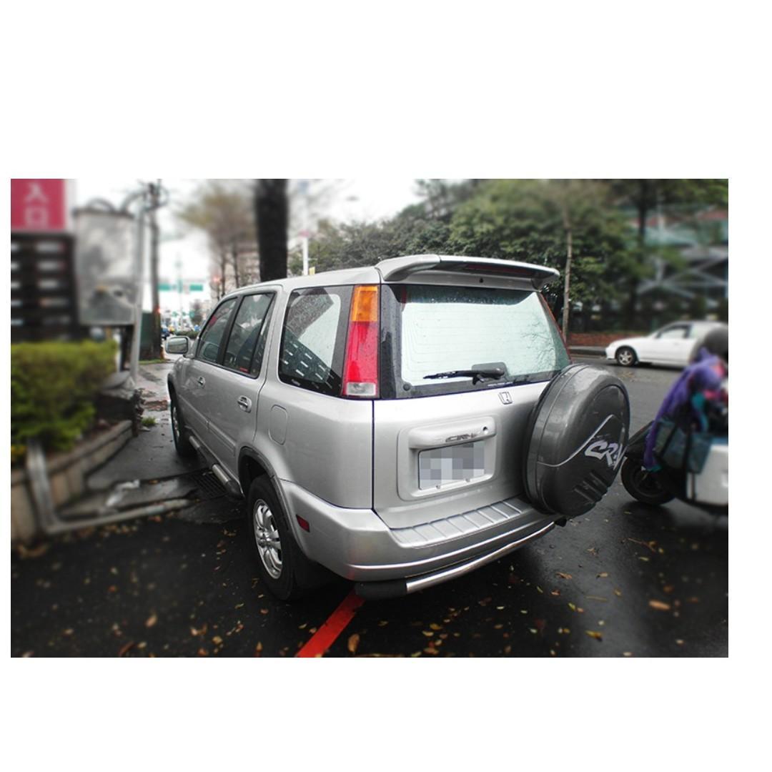2000 Honda CRV 2.0 銀 FB搜尋 : 『阿文の圓夢車坊』