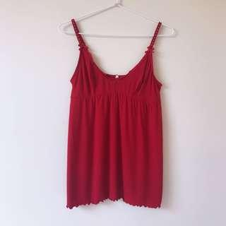 *NEW* Benetton Camisoles size M