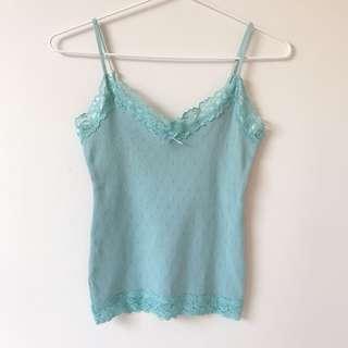 *NEW* Esprit lace camisole size XS