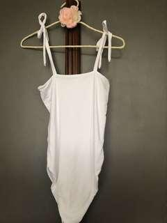 String Tie Bodysuit