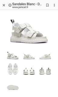 🚚 Dr.martens 馬汀涼鞋  馬丁鞋