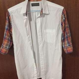 LOWRYS FARM MEN L size shirt