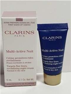 Clarins Multi Active Night 5ml