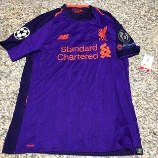 efa26c8f99b Liverpool FC 2018 19 Player Version Jersey