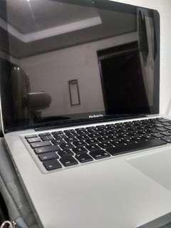 MacBook pro 13 inch jual bu