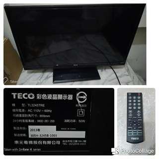 東元32吋液晶電視