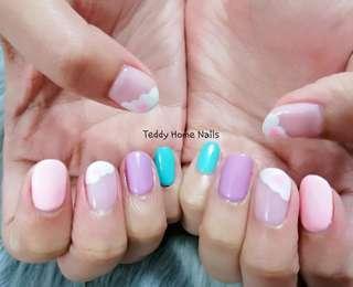 Manicure / Pedicure / Nail Art @TeddyHomeNails - Joylish
