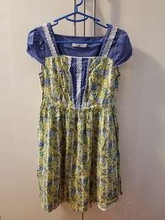 【清衣櫃一律20】Summer dress size M