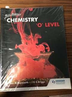 Pure Chemistry Olevel textbook