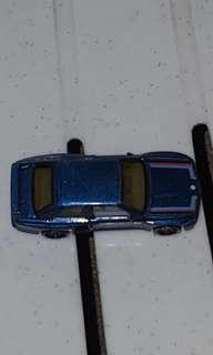 Color changing diecast vehicle