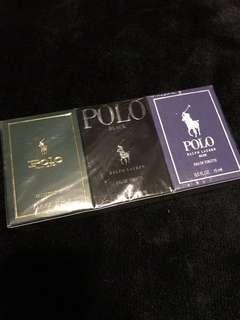 🚚 Brand new Polo Ralph miniature perfume set for sale