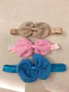 Baby Headband - Bundle 3 pieces