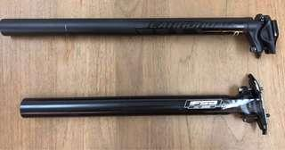 Cannondale 27.2mm and FSA 30.9mm seatpost for sale