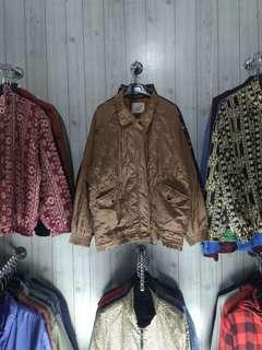 Vintage jaket casual retro