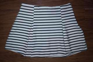 Skirt Pleated A-line
