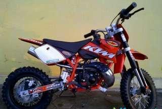 Motor Trail Mini 110cc