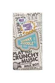 Johnny Doodle chocolate bars