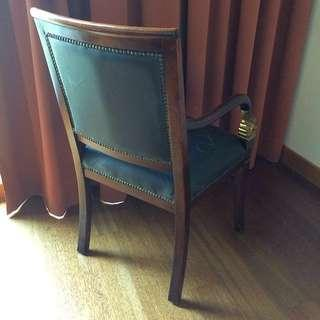 Classic Chair (2 Chairs Available)