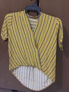 Stripes Blous