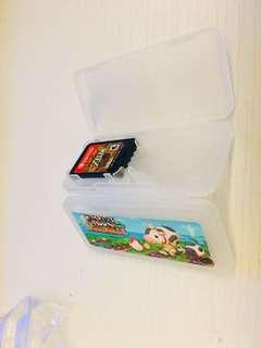 (NEW) Harvest Moon Light of Hope Special Edition Nintendo Switch Case