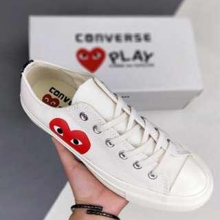CDG x Converse in Low Cut