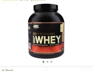 🚚 Protein Powder GNC