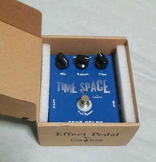 Caline Time Space Delay Pedal